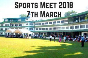 Sports Meet 2018
