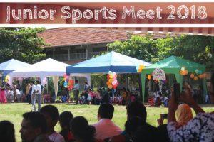 Junior Sports Meet 2018